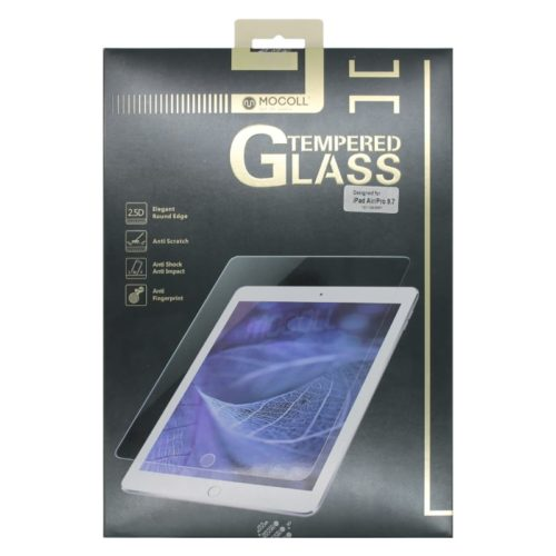 Mocoll 2.5D 9H Tempered Glass Screen Protector for iPad / Air / Pro 9.7 - Clear