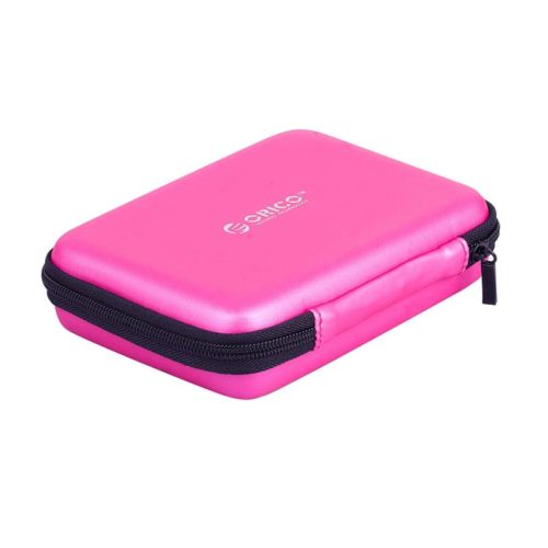 Orico 2.5 Hardshell Portable HDD Protector Case - Pink