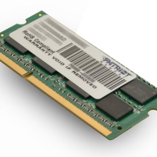 Patriot Signature Line 4GB 1600MHz DDR3 Dual Rank SODIMM Notebook Memory