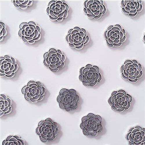 SILVER ROSE FINDINGS