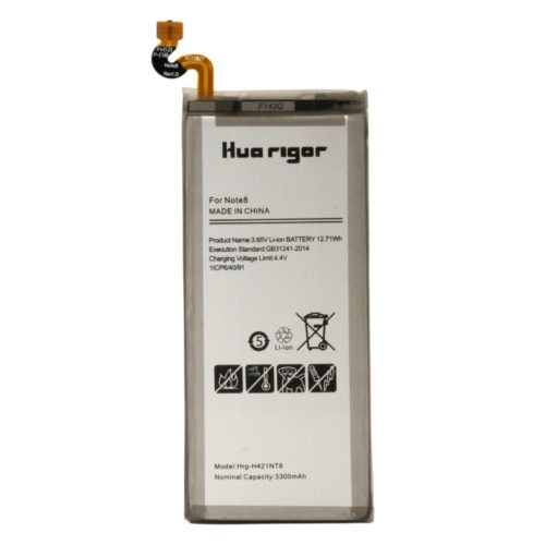 Huarigor 3300mAh Replacement Battery for Samsung Note 8