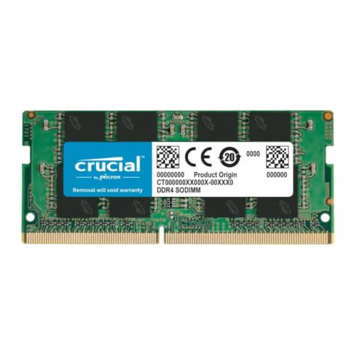 Crucial 16GB 3200MHz DDR4 SODIMM Notebook Memory