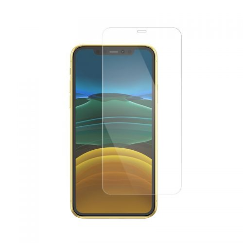 Mocoll 2.5D Tempered Glass Cover Screen Protector for Iphone XR/11 - Clear