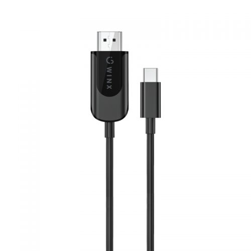 WINX LINK Seamless Type-C to 4K HDMI Cable