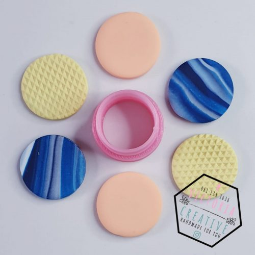 CIRCLE POLYMER CLAY CUTTER